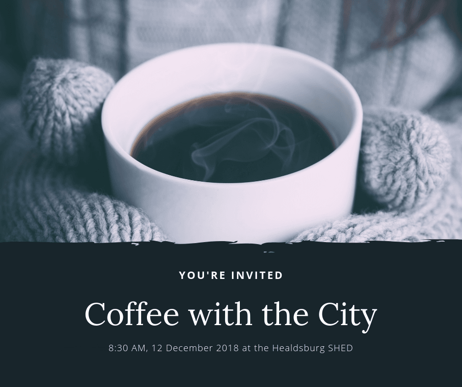 Coffee with the City Dec 2018